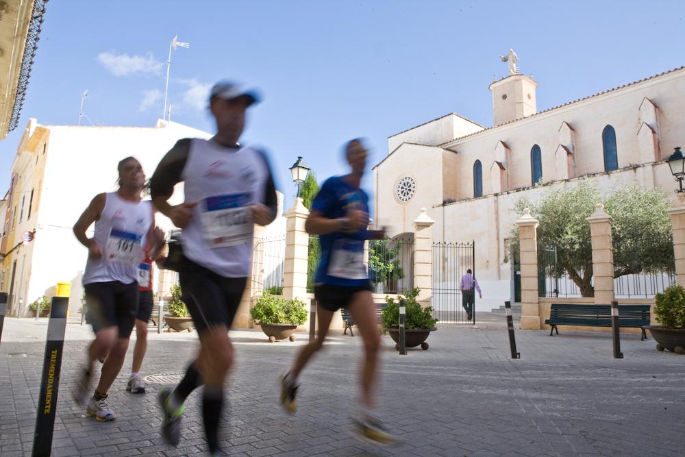 Mitja Marató 2011